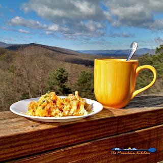 Camper's Breakfast Hash.