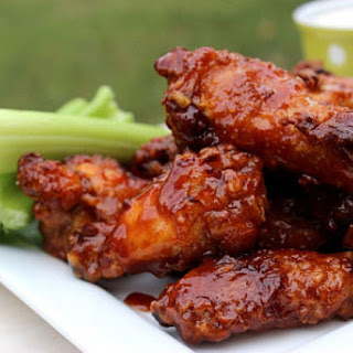 Honey BBQ Wings and Cool Ranch.