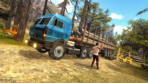 Offroad Truck Construction Transport 1.7 screenshots 3