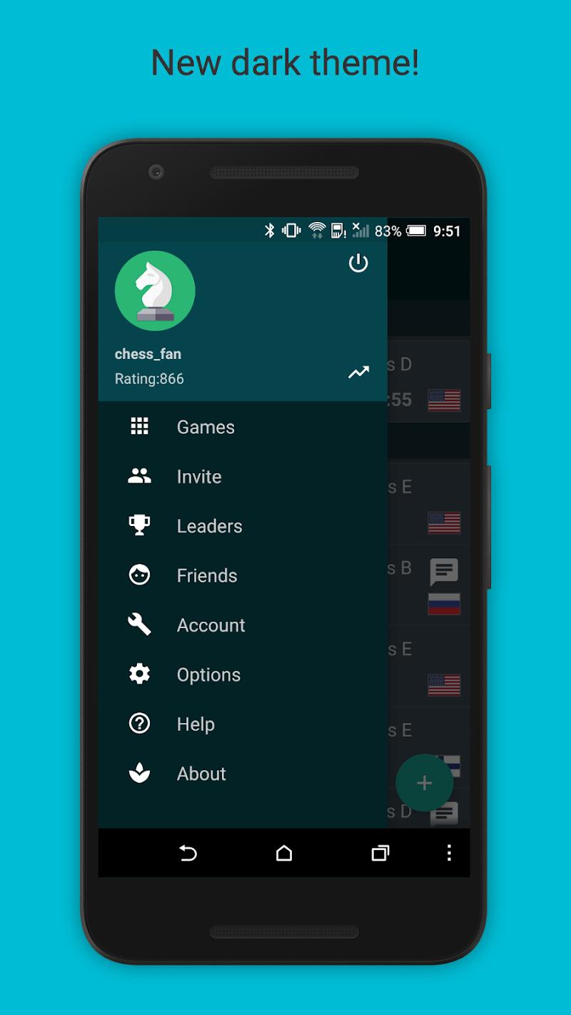 Chess Time® Pro - Multiplayer Screenshot 1