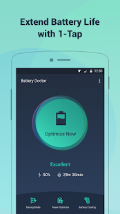 Battery Doctor (Battery Saver) Screenshot