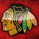 Chicago Blackhawks Tab Icon