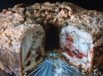 SPRINGTIME COFFEE CAKE BY JANET