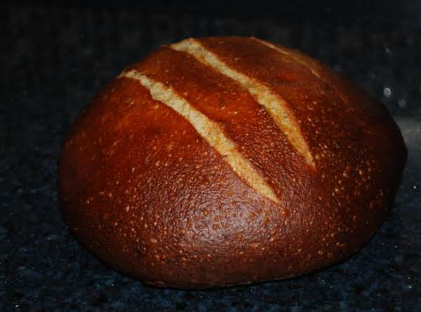 Country Rye Bread Recipe
