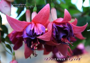Photo: Drama Girl