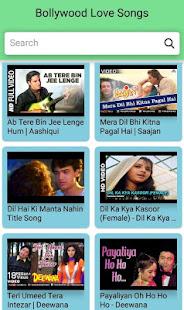 Bollywood Songs - 10000 Songs - Hindi Songs for PC-Windows 7,8,10 and Mac apk screenshot 2
