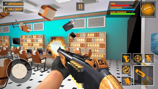 Destroy House Office Supermarket Smash Shooter 1.1 2