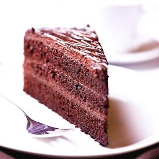 Dairy-Free Chocolate Cake Recipe