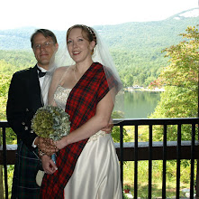 Photo: Tablerock Lodge at Tablerock Mountain - Scottish Wedding -   Summer - 9-09 - www.WeddingWoman.net