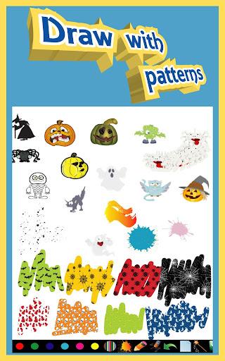 玩免費教育APP|下載Halloween Coloring Pages app不用錢|硬是要APP