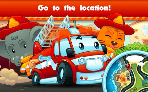 Marbel Firefighters - Kids Heroes Series  screenshots 2