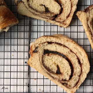 Cinnamon Brown Sugar Bread.