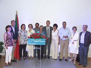 Photo: Os candidatos às Juntas de freguesia