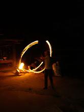 Photo: Feuershow von Tobi