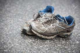 Image result for old running shoes