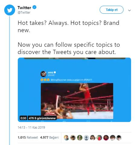 2020'de göreceğimiz Twitter yenilikleri