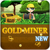 Gold miner version hot girl