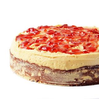 Peanut Butter and Jelly Poke Cake Recipe