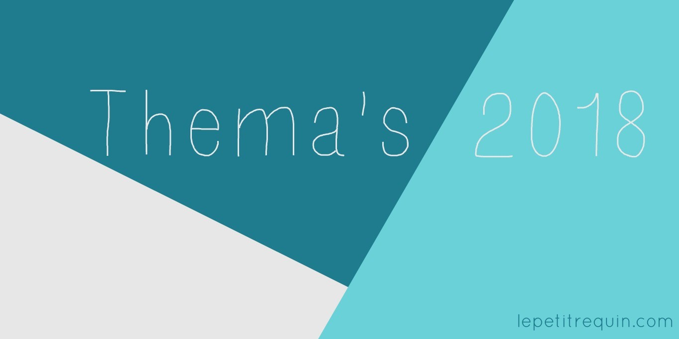 Thema's 2018 (Le petit requin)
