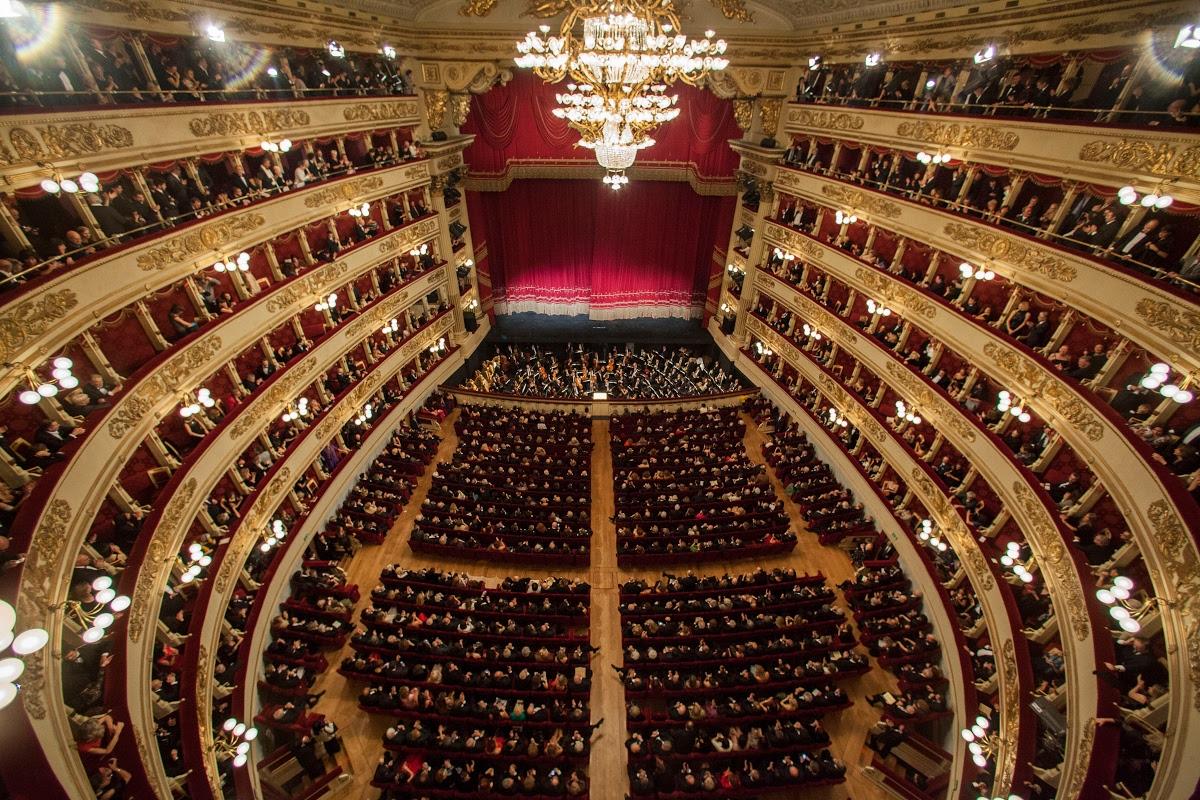 Teatro alla Scala, Milan — Google Arts & Culture
