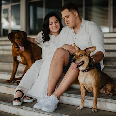 Wedding photographer Kristina Kolodey (Kristal4ik). Photo of 20.06.2018