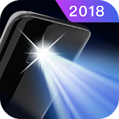 20.  Flashlight - Brightest LED Light &Call Flash