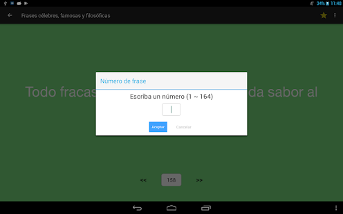 App Frases célebres y filosóficas APK for Windows Phone