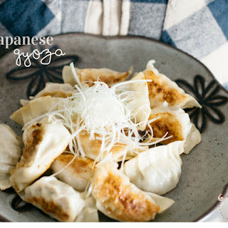 how to make japanese gyoza sauce