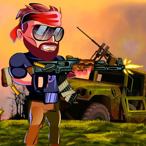 Metal Strike: Shooting Soldiers 2D