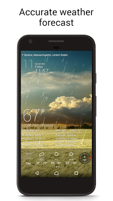 Weather Live Free - screenshot