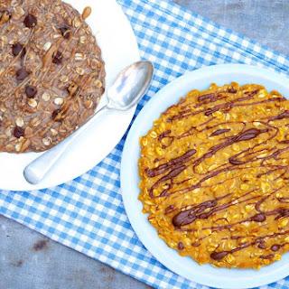 Overnight Oats Breakfast Cookie.