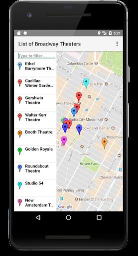 SalesMasterMap - Batch Geocode Android screenshot 1