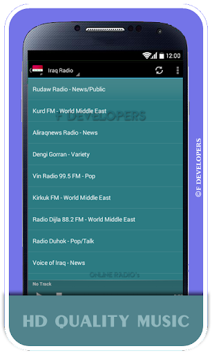 Iraq Radio - Live Radios
