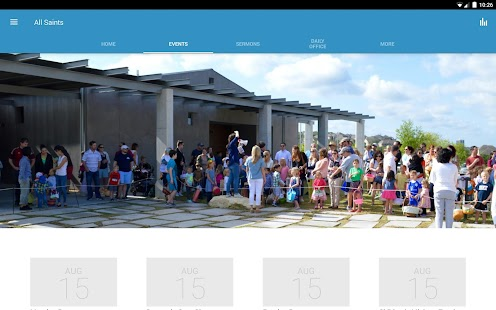 All Saints Presbyterian Austin- screenshot thumbnail