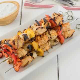Shish Kebabs.