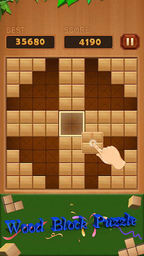 Wood Block Puzzle android2mod screenshots 1