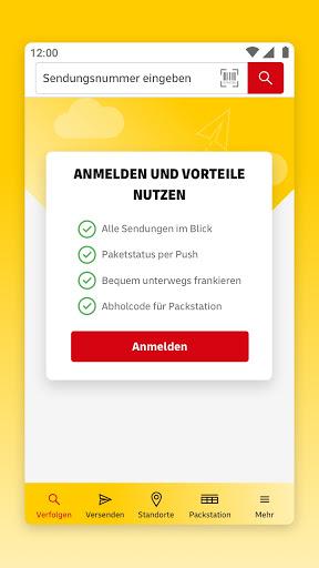 DHL Paket  screenshots 1