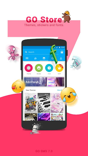 GO SMS Pro screenshot 4