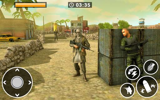 Counter Terrorist Critical Strike Force Special Op 4.0 screenshots 9