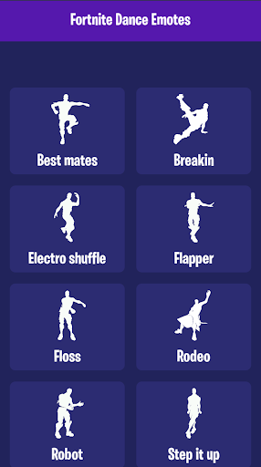 Fortnite - Dance Emotes Videos for PC