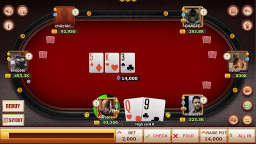 POKER BY FORTEGAMES 0.0.36 screenshots 1