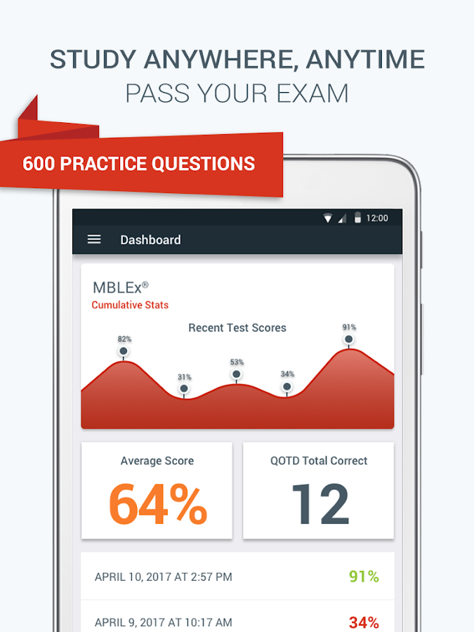 MBLEx® Exam Prep 2017 Edition- screenshot