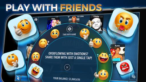 Omaha & Texas Hold'em Poker: Pokerist 31.3.0 screenshots 12