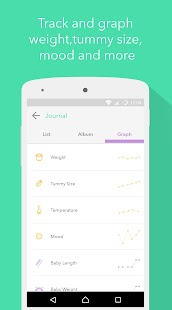 Pregnancy Tracker- screenshot thumbnail