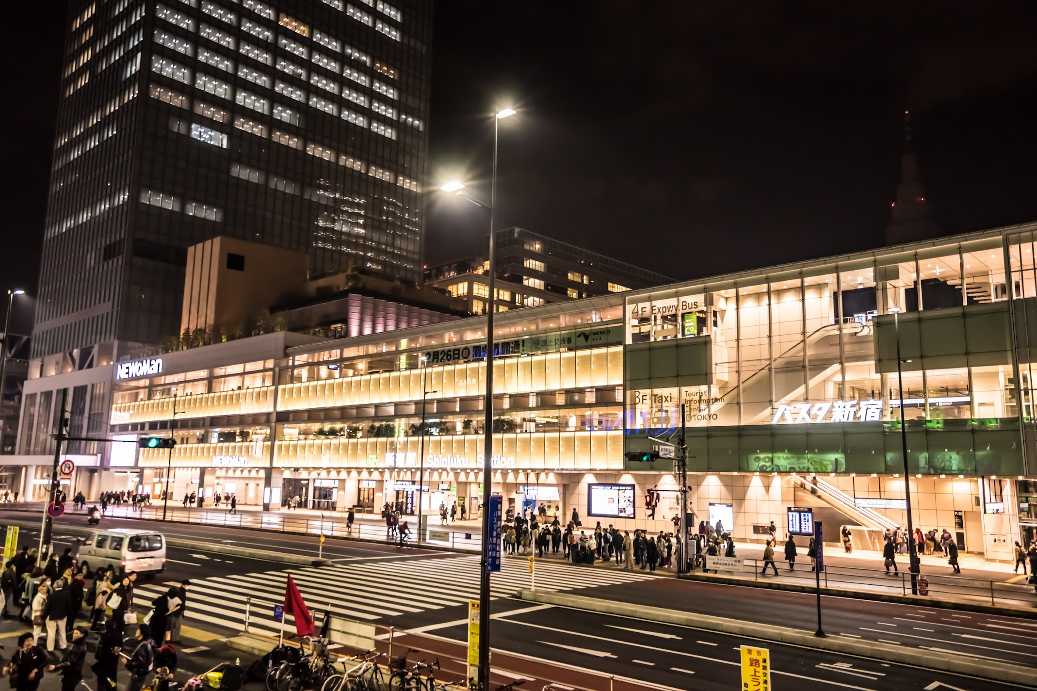 バスタ新宿3