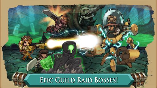 Raiders Quest RPG- screenshot thumbnail