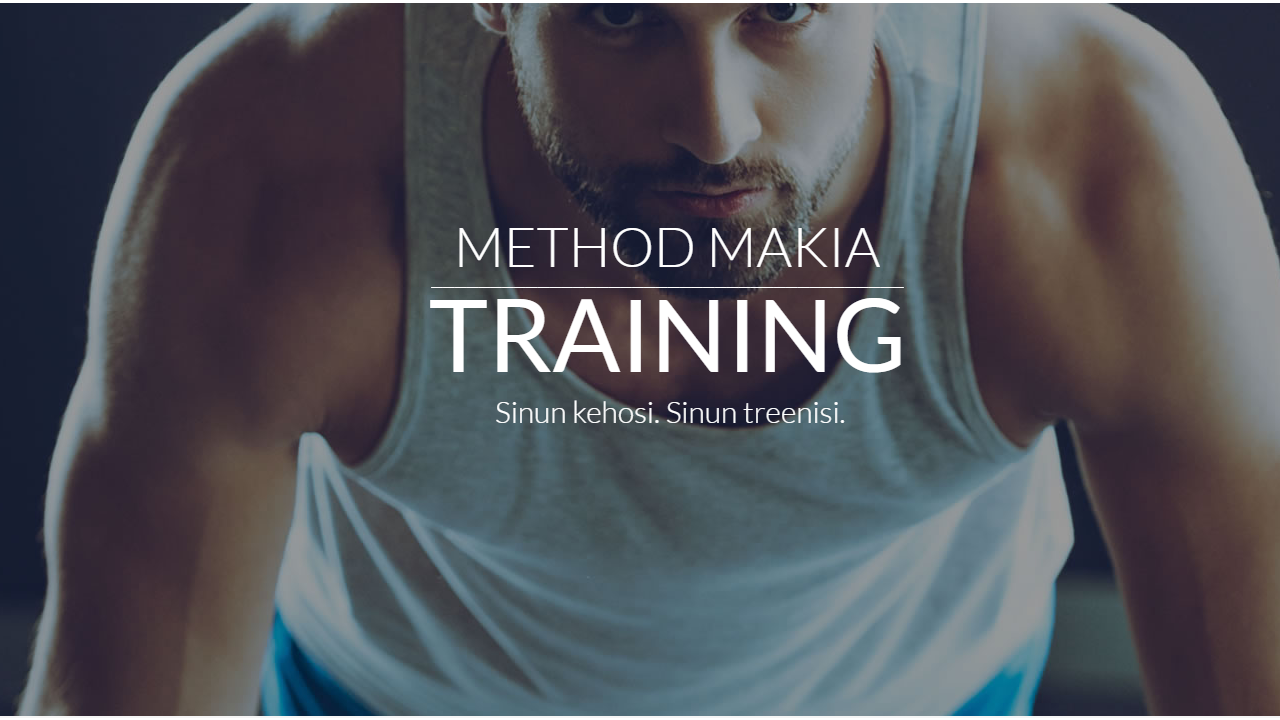 Method Makia Training- screenshot