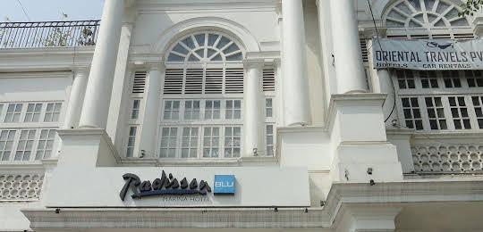 Radisson Blu Marina Hotel Connaught Place