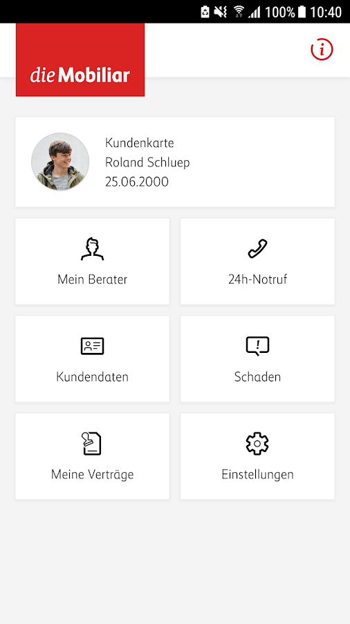 Die mobiliar android apps auf google play for Die mobiliar 3 saule