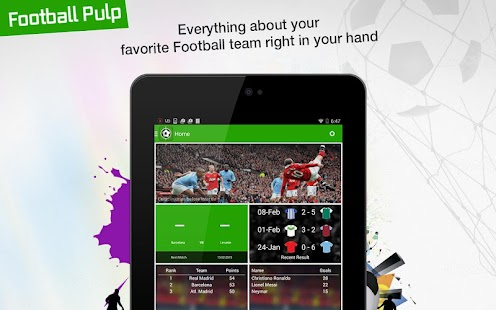 Football Pulp – Live It All! Screenshot 10